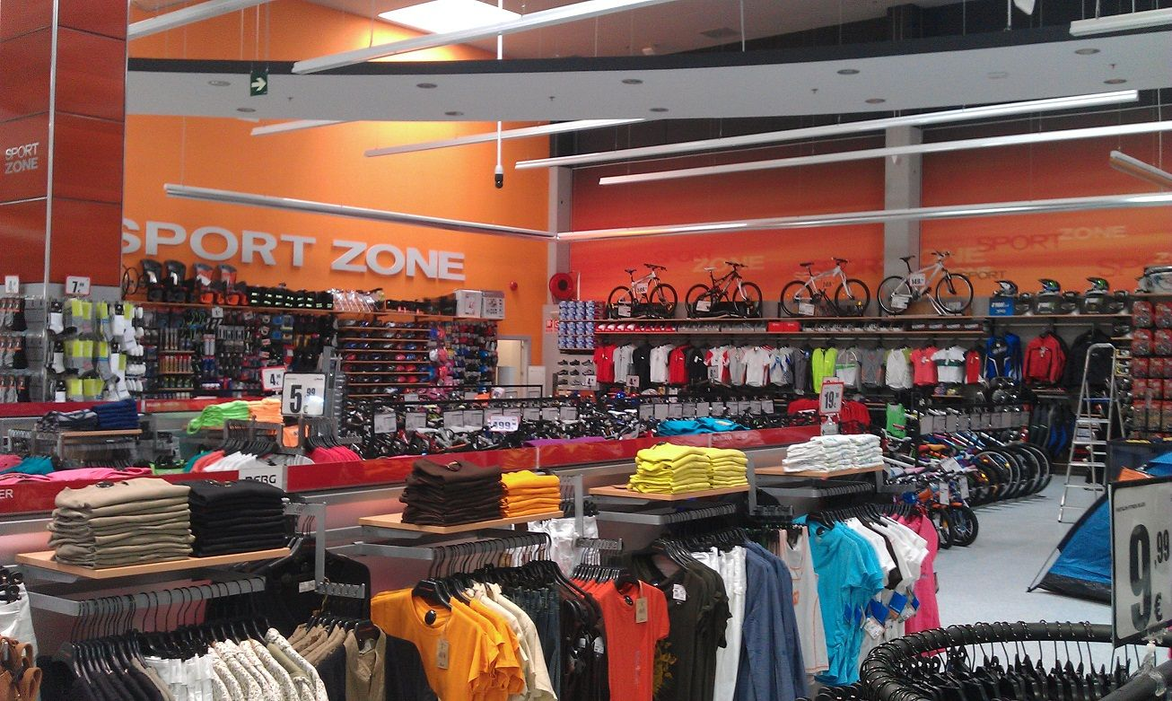 Citaten Sport Zone : Sportzone está a recrutar vendedores para nova loja no