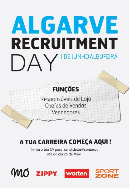 Algarve Recruitment Day