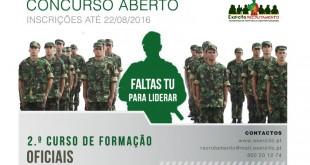 exercito oficiais