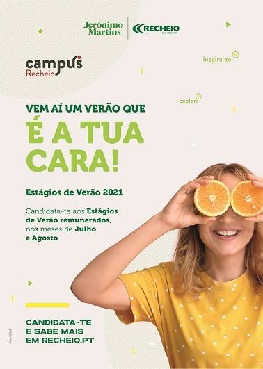 Campus Recheio Verão 2021