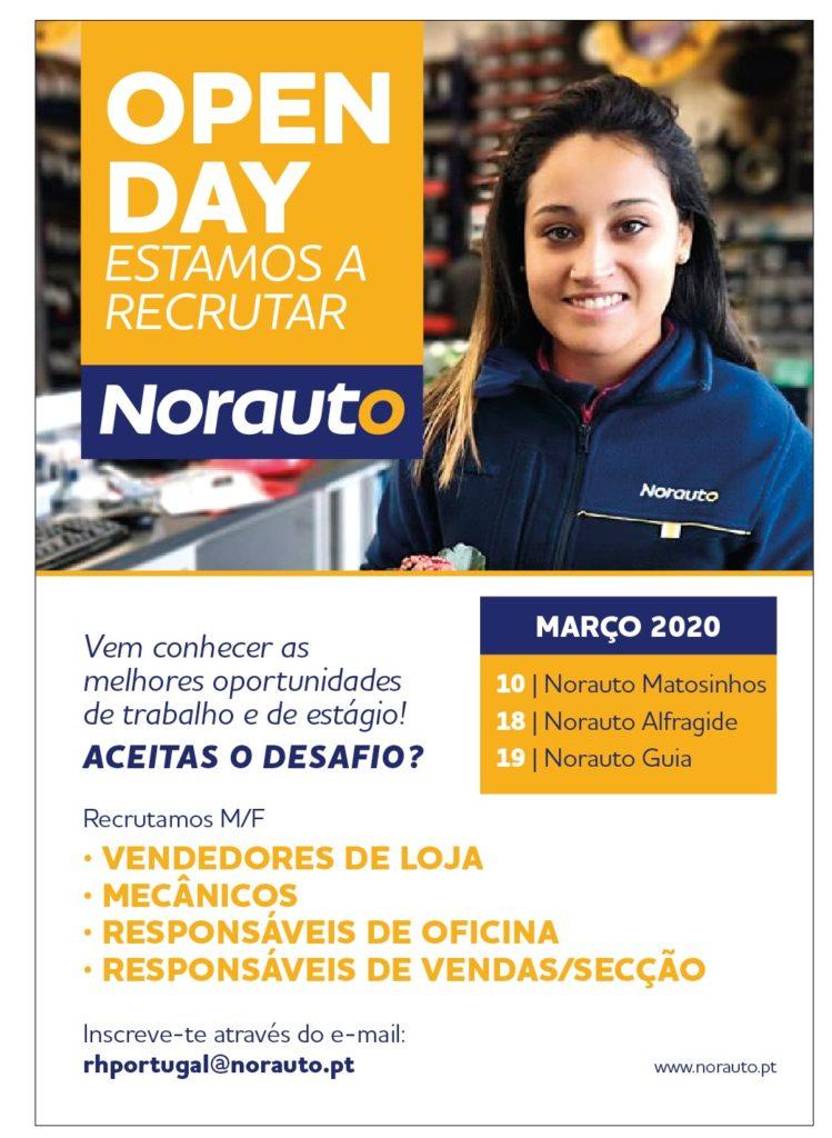 Open Day Norauto 2020